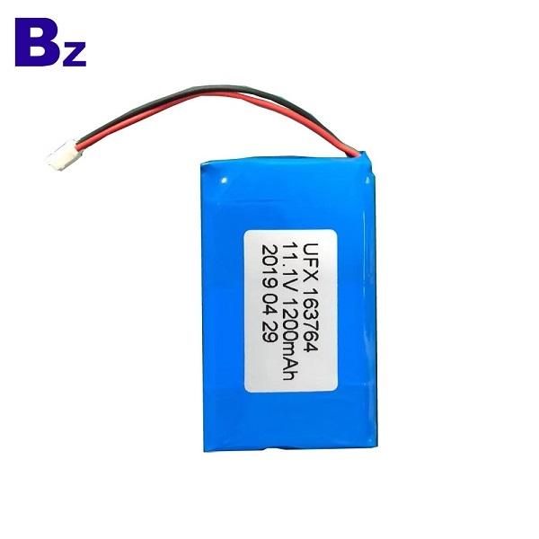 163764-3S 1200mAh 11.1V鋰電池