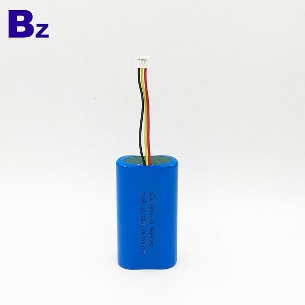 7.4V鋰離子圓柱電池