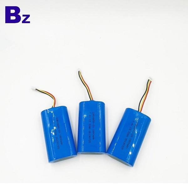 1800mAh 7.4V鋰離子電池