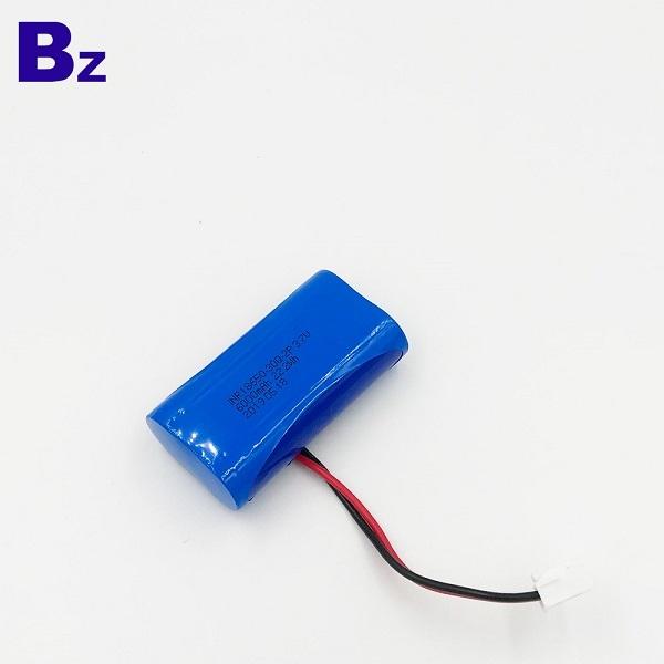 3.7V鋰聚合物電池,帶電線和插頭