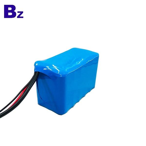 18650-3P6S 7800mAh 22.2V鋰離子電池組
