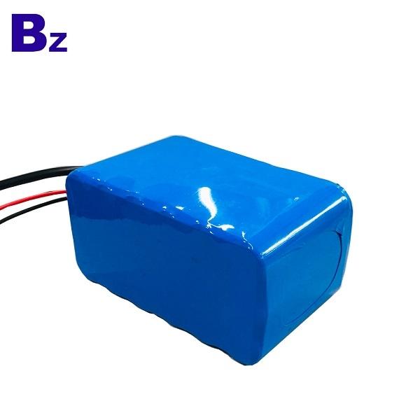 帶電線和插頭的3.7鋰離子電池組