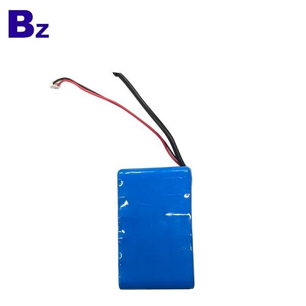 帶電線和插頭的7800mAh鋰離子電池組