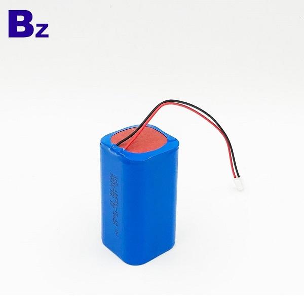 2600mAh高性能鋰離子電池組