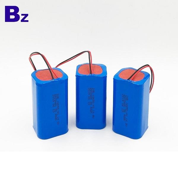 3.7V高性能鋰離子電池組