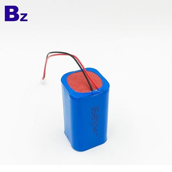 2600mAh鋰離子電池組
