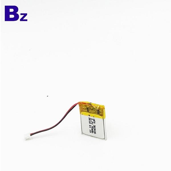 帶線和插頭的鋰電池