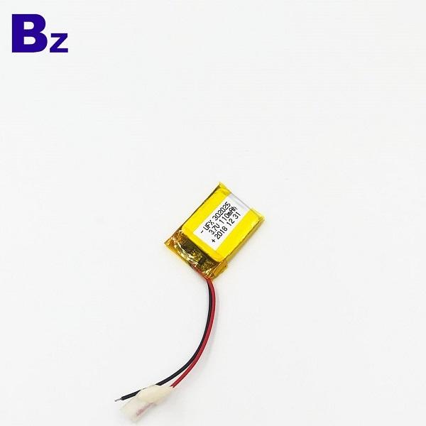 3.7V剃須刀電池