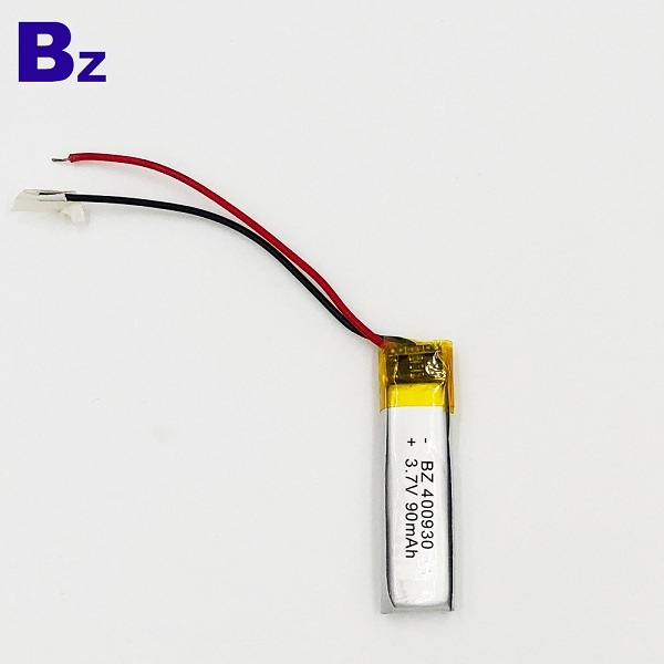 節能環保90mAh鋰電池