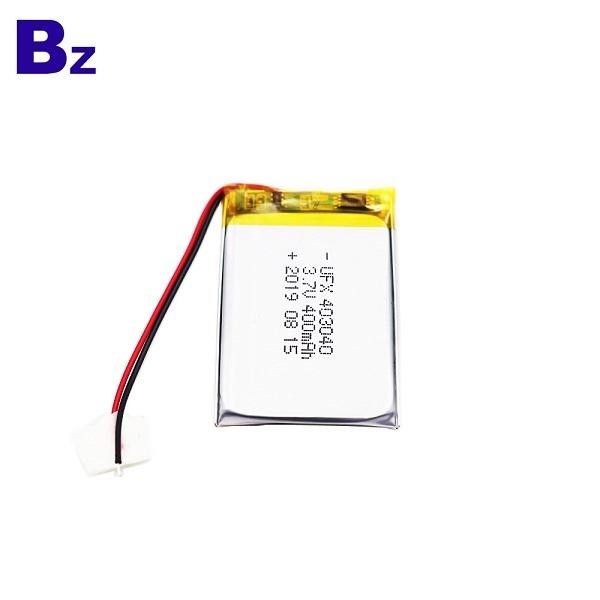 400mAh電池適用於藍牙設備