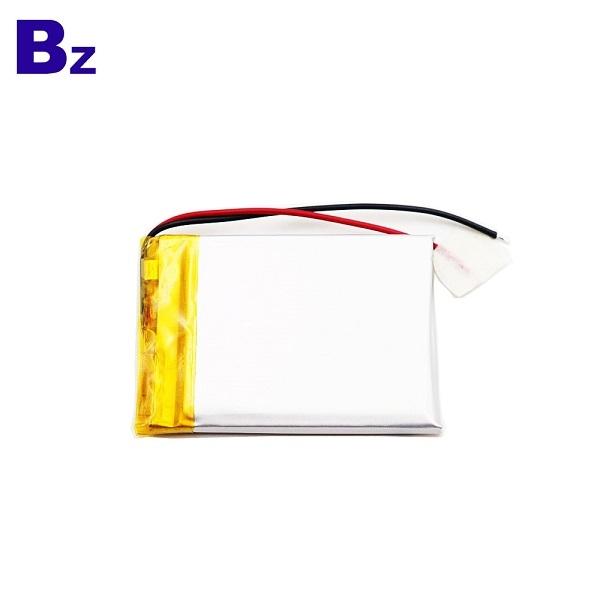403040 400mAh 3.7V鋰聚合物電池