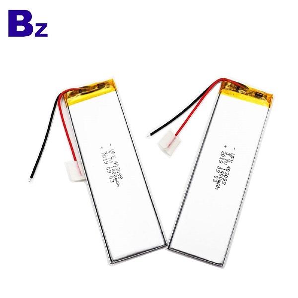 1400mAh 3.7V鋰聚合物電池