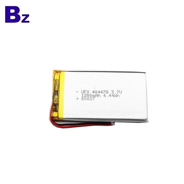 1200mAh鋰聚合物電池