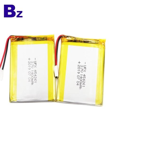 1400mAh鋰聚合物電池
