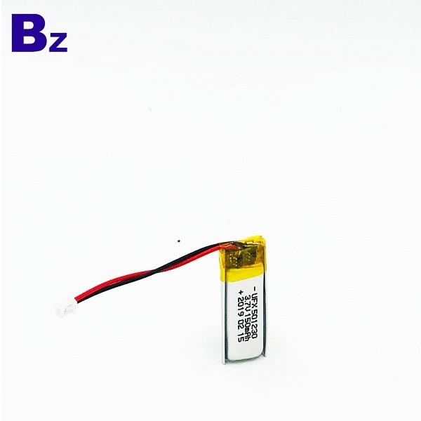 用於熒光燈的3.7V鋰離子電池