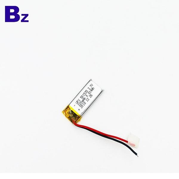 用於對講機的220mAh電池
