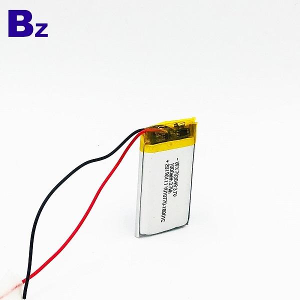 用於車載DVR設備電池