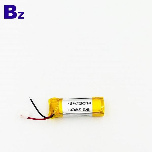 用於電子煙的3.7V鋰離子電池