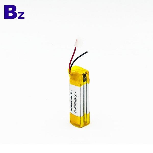 601235-2P 360mAh 3.7V鋰聚合物電池