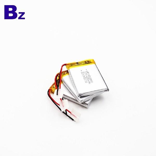 603040 650mAh 3.7V鋰聚合物電池