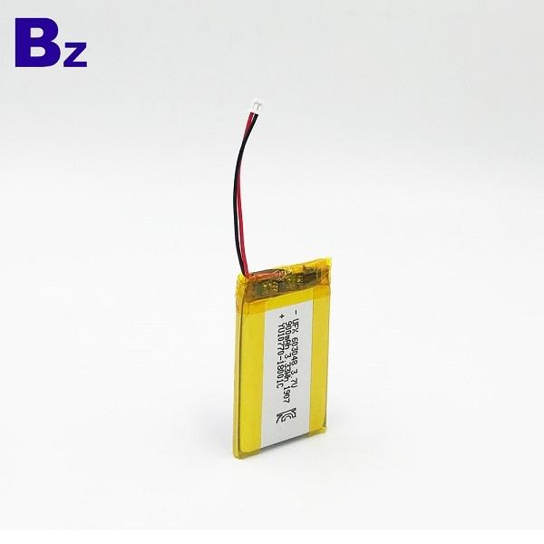 用於數碼相框的3.7V電池