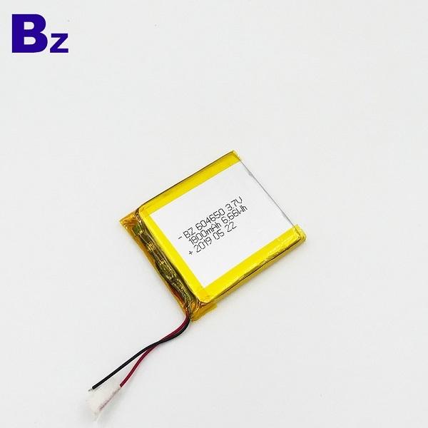 1800mAh測試儀鋰電池
