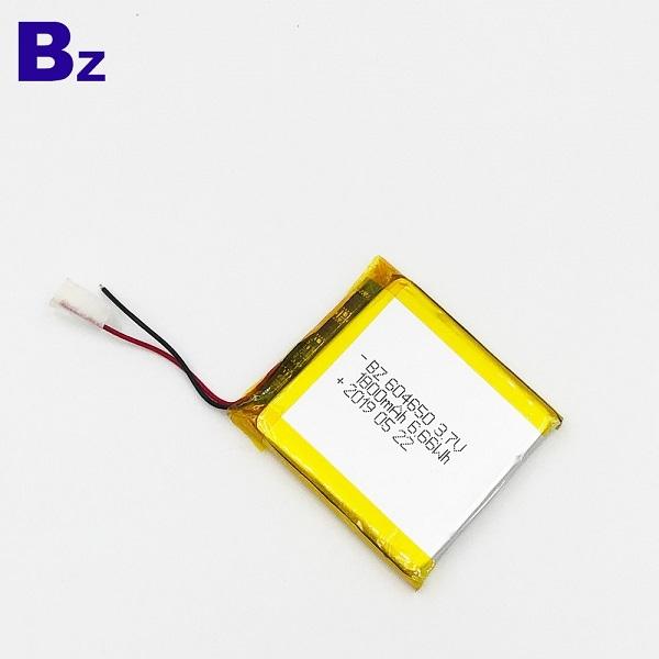 3.7V測試儀鋰電池