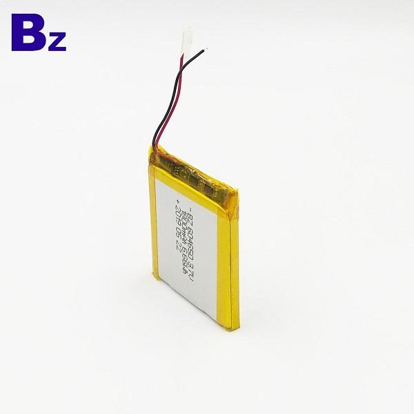 用於測試儀設備的1800mAh電池