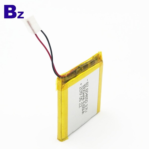 604650 1800mAh 3.7V鋰聚合物電池