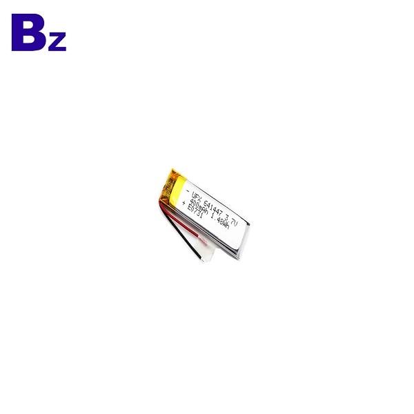 3.7V鋰離子聚合物電池