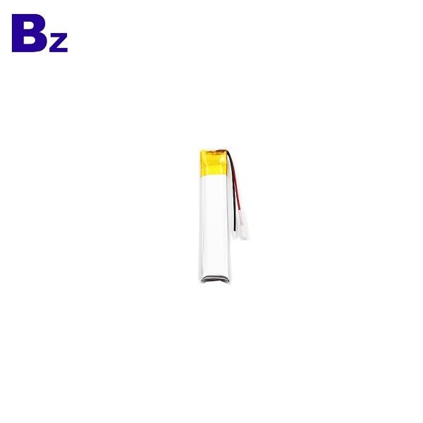 641417 400mAh 3.7V鋰離子聚合物電池