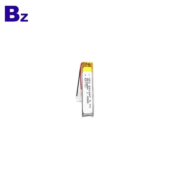 3.7V電池用於點讀筆