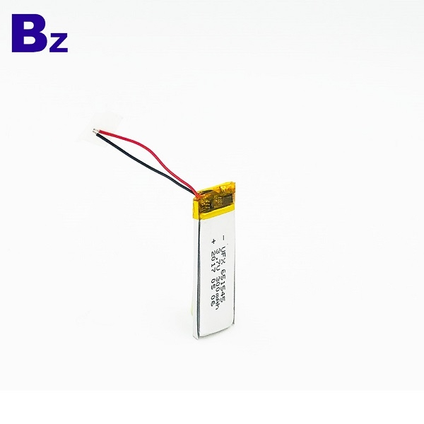 3.7V鋰聚合物電池