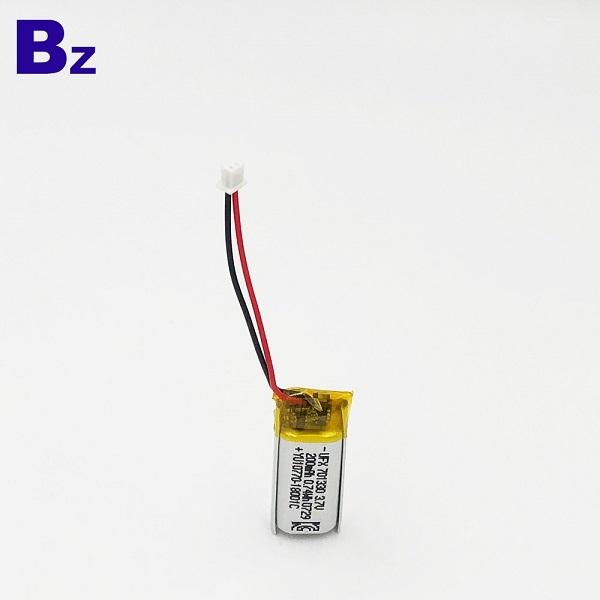 701330 200mAh 3.7V鋰聚合物電池