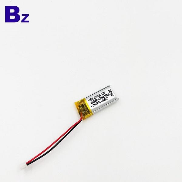 藍牙智能手環3.7V電池