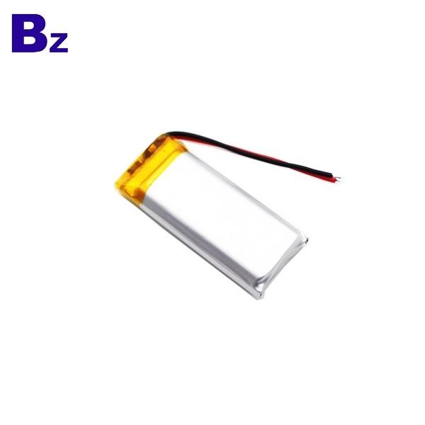 帶線的鋰聚合物電池