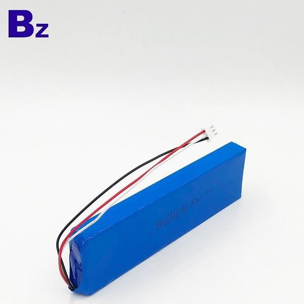 7.4V鋰聚合物電池,帶電線和插頭