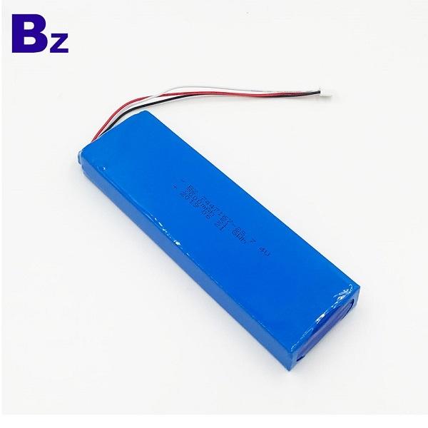 用於電子設備的7.4V電池