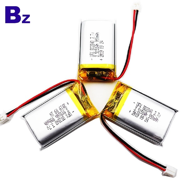 802840 3.7V 950mAh鋰聚合物電池