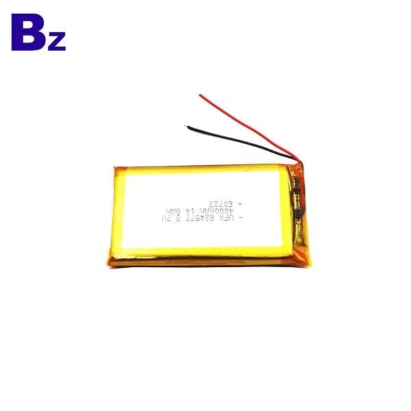 帶導線的4000mAh鋰聚合物電池