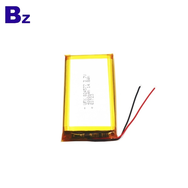824577 4000mAh 3.7V鋰聚合物電池
