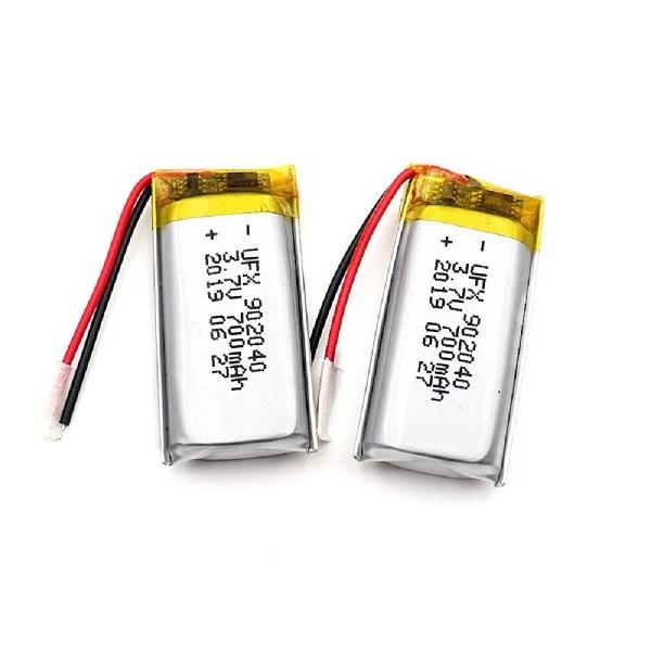 用於數碼相框的700mAh鋰離子電池