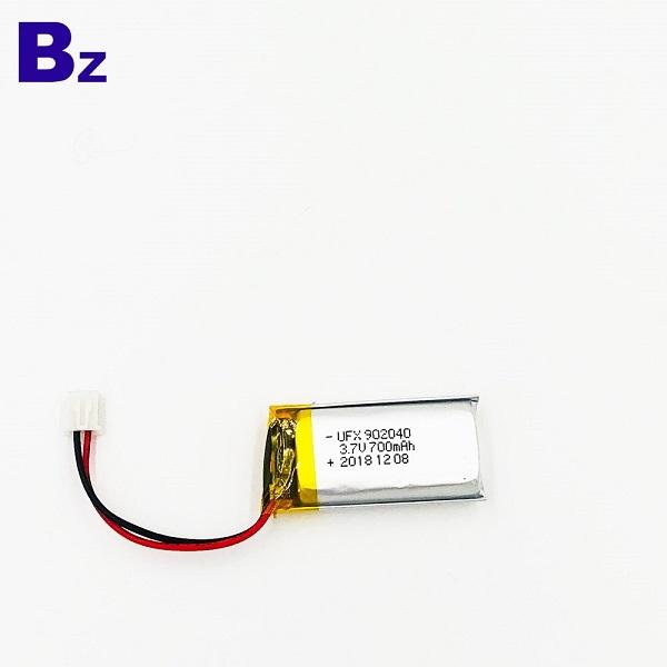 用於數碼相框3.7V鋰離子電池