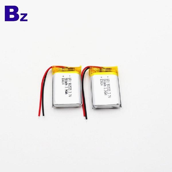 具有KC認證的800mAh鋰聚合物電池