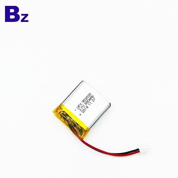 用於胎教教育儀器的800mAh鋰電池