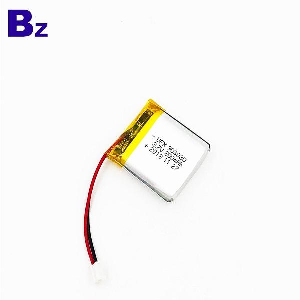 800mAh大功率可充電鋰電池