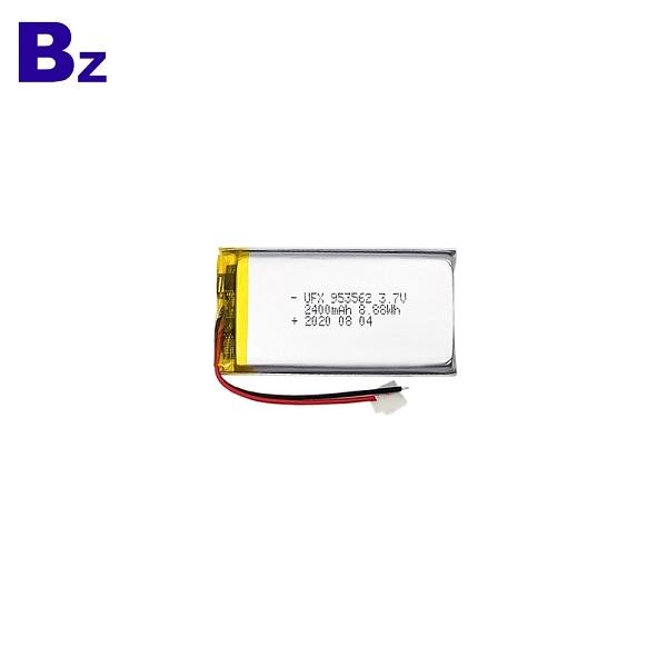 2400mAh消毒器鋰電池