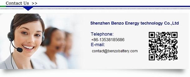 鋰電池 contact